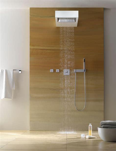 Douche à L'italienne Avec Robinetterie Moderne En 99 Images