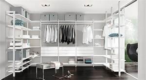 Begehbarer Kleiderschrank Planen : begehbarer kleiderschrank online planen kaufen regalraum ~ Markanthonyermac.com Haus und Dekorationen