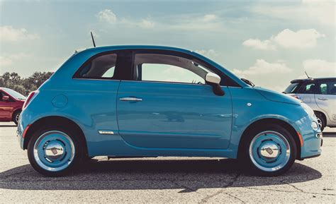 2018 Fiat 500 1957 Edition Cars Exclusive Videos And