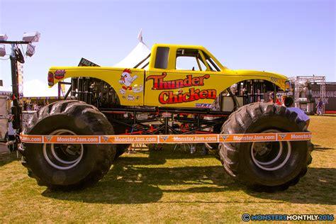 how long is monster truck jam thunder chicken monster trucks wiki fandom powered by