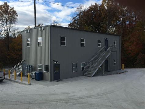 story dispatch office  modular building case study