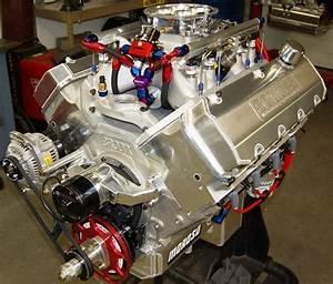 615 Cu  In  14 5 Pontiac 1000 Hp Racing Engine