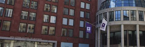 nyu stern school  business