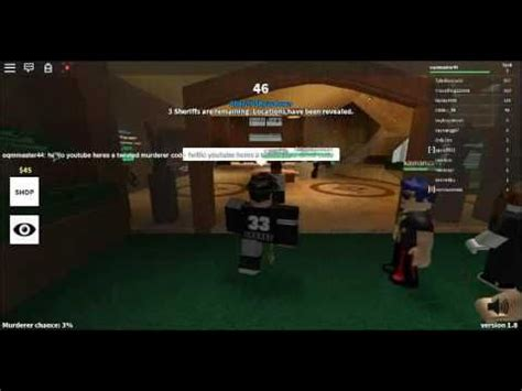 twisted murderer twitter code  roblox coding