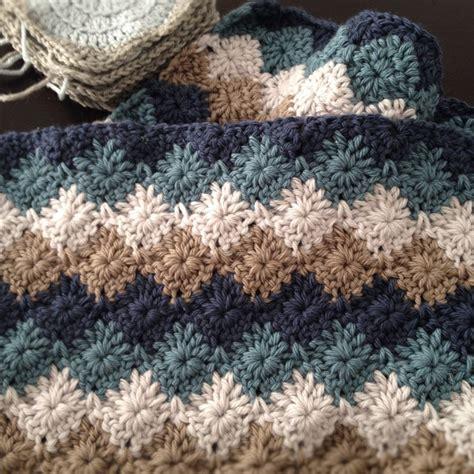 crochet patterns harlequin stitch for crochet baby blanket