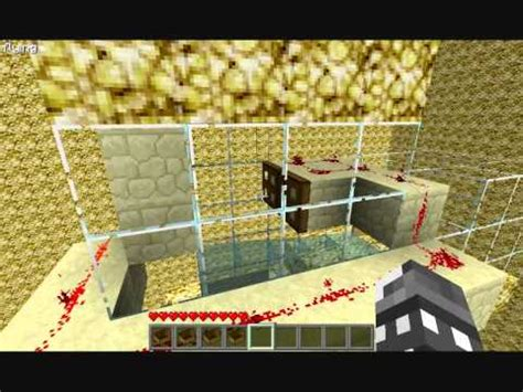 Minecraft Boat Piston by Minecraft Boat Elevator Using Pistons