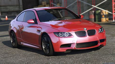 Bmw M3 E92 2008 [addon  Replace] 10 For Gta 5