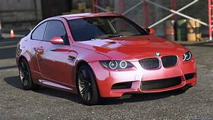 Bmw E92 M3 : bmw m3 e92 2008 add on replace 1 0 for gta 5 ~ Carolinahurricanesstore.com Idées de Décoration