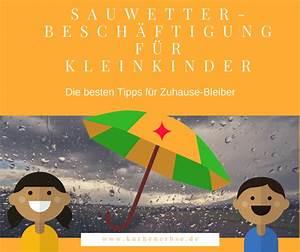Beschäftigung Für Kleinkinder : sauwetter besch ftigung f r kleinkinder kuchenerbse ~ Whattoseeinmadrid.com Haus und Dekorationen
