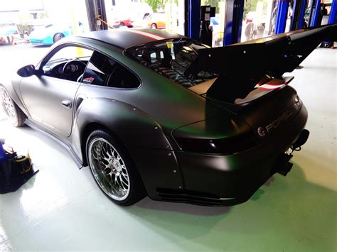 porsche 911 modified modified porsche 911 turbo by tuners motorsports