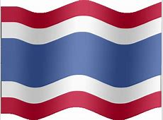 Animated Thailand flag Country flag of abFlagscom gif