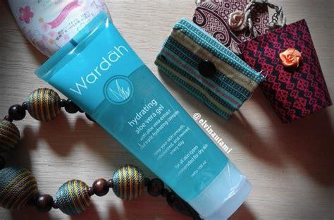 Harga Krim Aloe Vera Wardah review wardah hydrating aloe vera gel til cantik