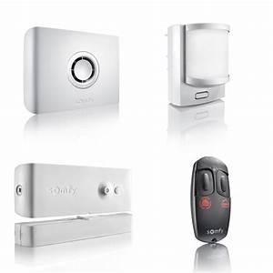 Pack Alarme Somfy : somfy pack alarme protexiom start gsm kit alarme somfy ~ Melissatoandfro.com Idées de Décoration