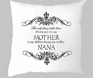 Pillow cover 14quotx14quot the only thing better than having for Better than my pillow