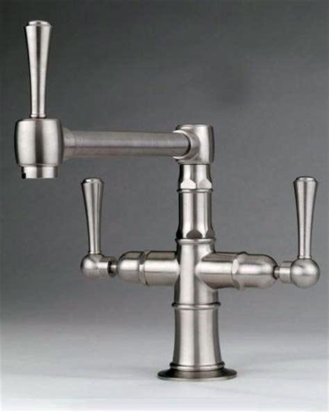 articulated kitchen faucet steam valve original mono block kitchen faucets