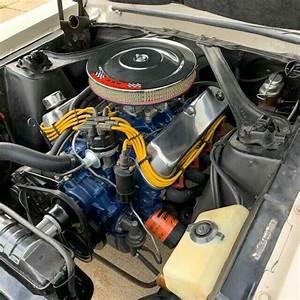1967 Mercury Cougar 289 Cid Mtr Rare Manual Shift On The