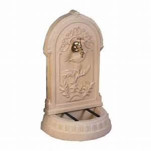 Fontaine D Exterieur En Pierre : fontaine en pierre reconstitu e ton pierre primev re ~ Premium-room.com Idées de Décoration