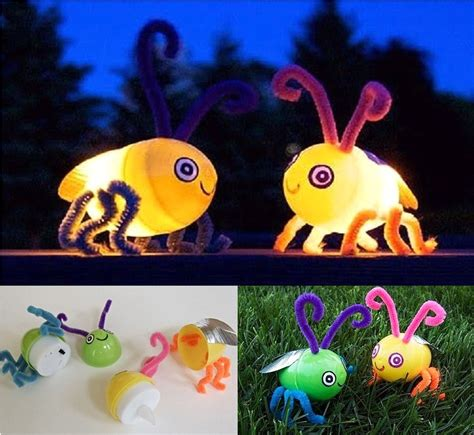 wonderful diy cute homemade toy fireflies