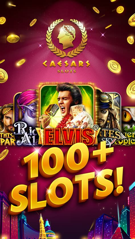 Caesars Slots  Slot Machines Games  Apps 148apps