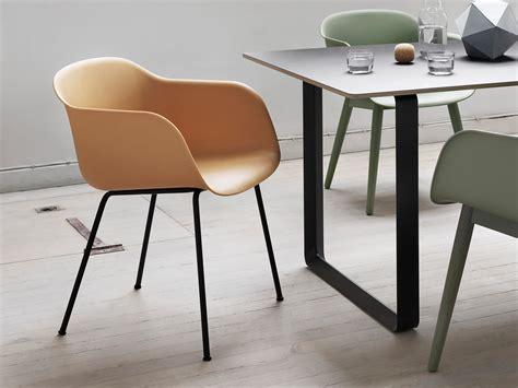buy the muuto fiber armchair base at nest co uk