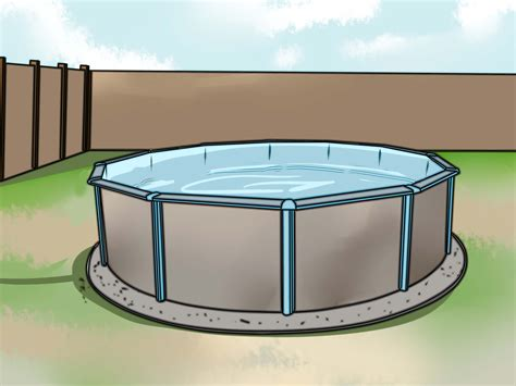 4 Ways To Put In An Above Ground Pool