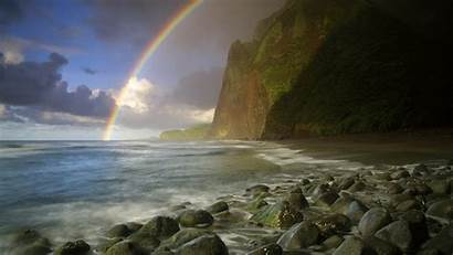 Rainbow Hawaii Maui Definition Wallpapers Backgrounds Themes