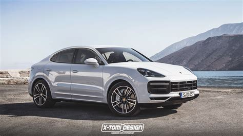 2019 Porsche Cayenne Coupe  Top Speed