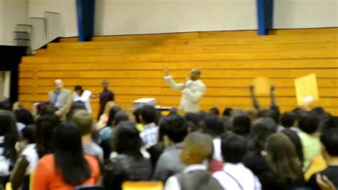 roberson middle school  grade promotion youtube