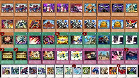 Yugioh Bakura Deck 2015 by Synchro Deck Gallery