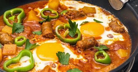 tastira cuisine tunisienne les doigts de beya ojja tunisienne la vrai recette