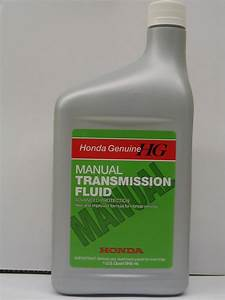 Manual Transmission Fluid 08798-9031