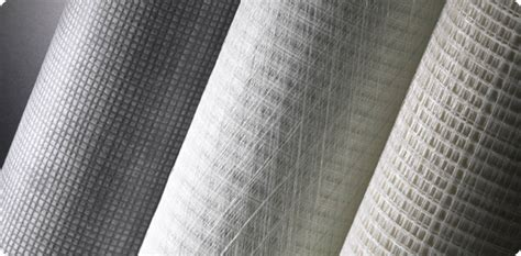 fiberglass laid scrim process