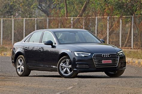 2017 Audi A4 Diesel Review, Launch Date, Specifications
