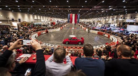 London Classic Car Show 2018 Set For Next Weekend