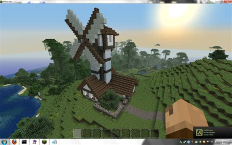 windmill minecraft map