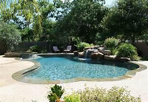 natural free form swimming pools design 160 custom outdoors With free form swimming pool designs