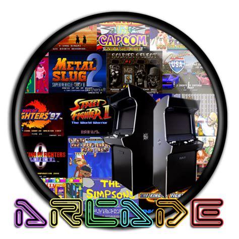 emulador arcade 1a by dj fahr on deviantart