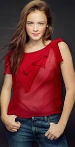 All About Hollywood: Alexis Bledel   Actress Hot Photos ...  Alexis