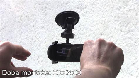 Doba montáže kamery Eltrinex CarHD 3 - YouTube