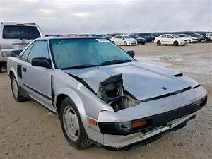 Auto Auction Ended On Vin  Jt2aw15c4f0039980 1985 Toyota Mr2 In Tx