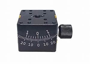 Precise Manual Goniometer Stage Pt-sd304