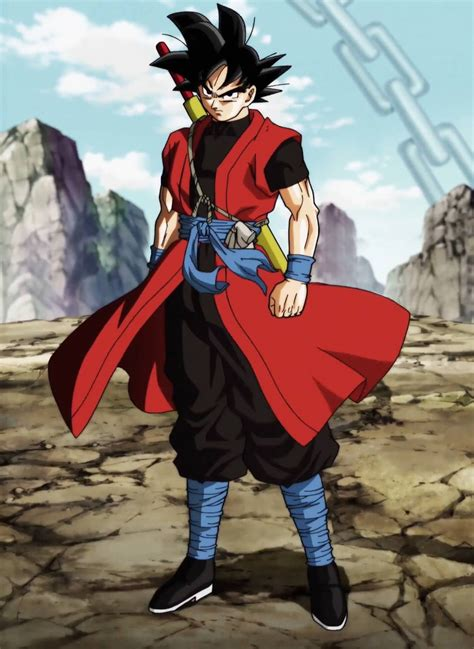 goku xeno dragon ball wiki fandom powered  wikia