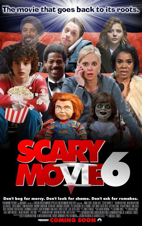 Scary Movie 6   Insidious Wiki   Fandom
