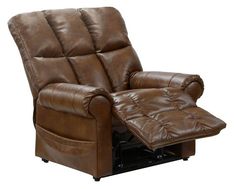 stallworth power lift lay out recliner by catnapper
