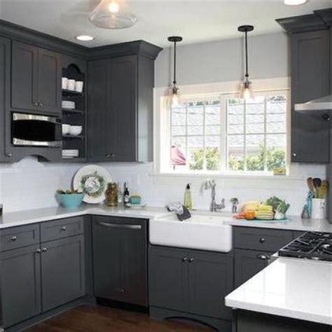 dark grey kitchen cabinets dark grey kitchen cupboards winda 7 furniture