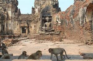 Exploring the Ruins in Lopburi, Thailand's Ancient Monkey Town