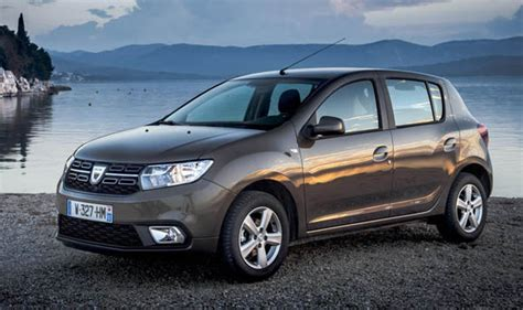 Dacia Sandero 2017  Cheap Car Announced With Pictures