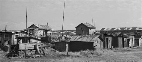 Look Great American Homes by Look Hoovervilles During The Great Depression