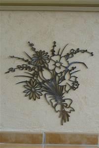 Décoration Murale En Fer : decoration murale en fer id e inspirante pour la conception de la maison ~ Teatrodelosmanantiales.com Idées de Décoration