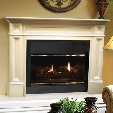 fireplace mantels for fireplaceinsert pearl mantels classique fireplace